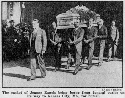 Jeanne Eagels Dead