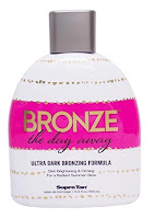 Bronze the day away Ultra Dark Bronzing Lotion