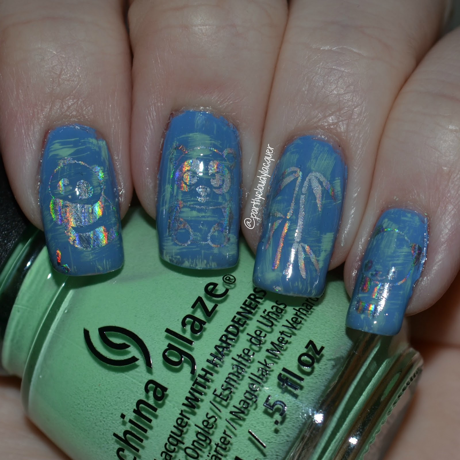 Partly Cloudy With A Chance Of Lacquer Born Pretty Store