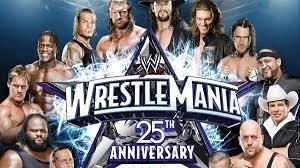 Repetición Wwe Wrestlemania 25 En Español Completo