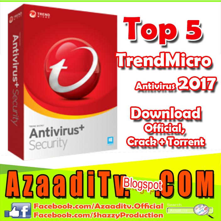 trend micro titanium 2016 torrent
