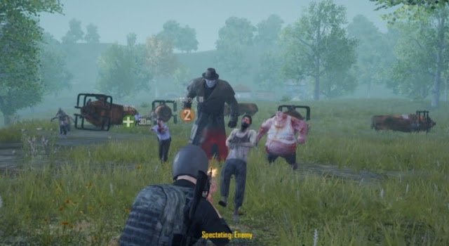 PUBG Zombie Mode 2021 Download