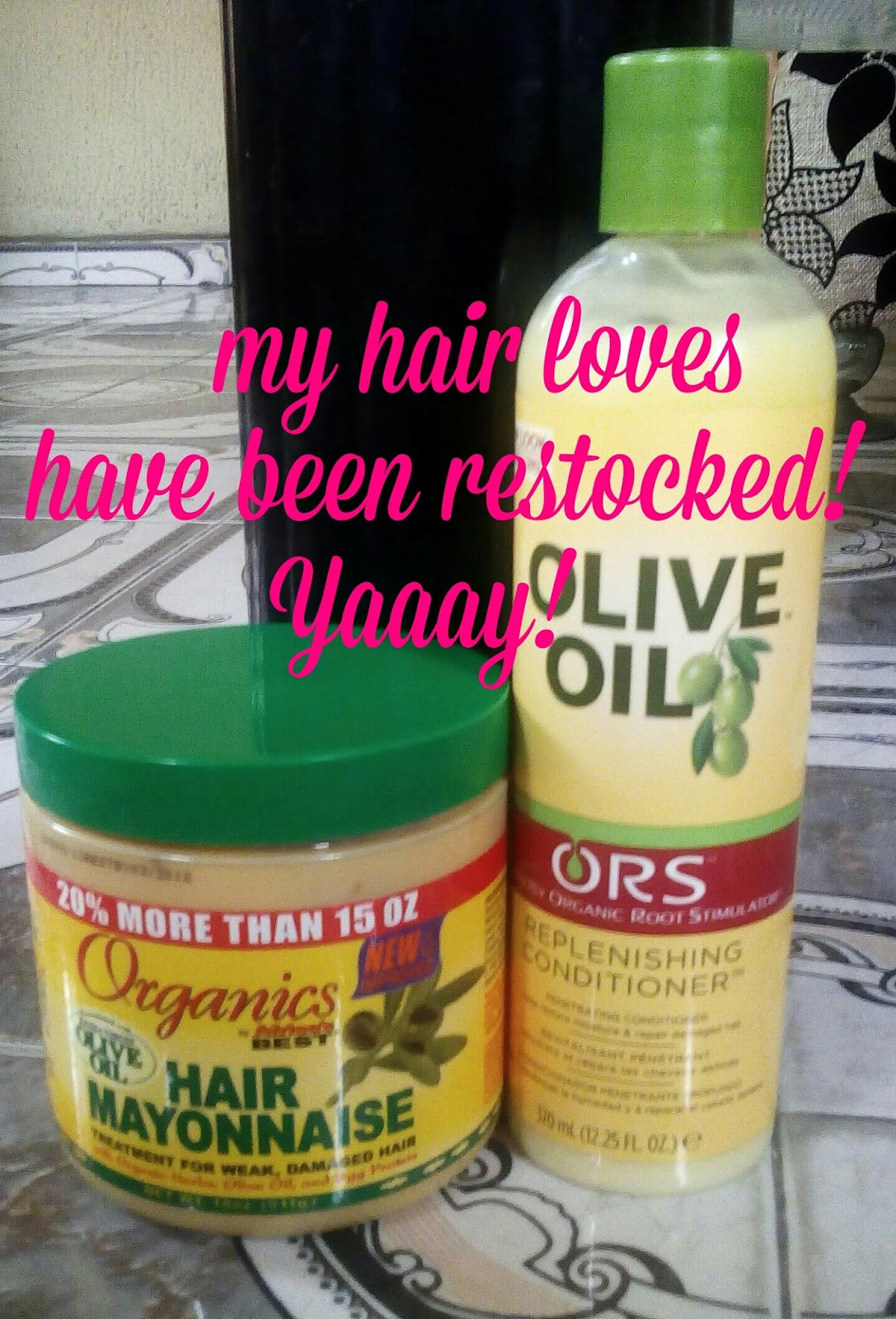 Deep Condition With Organic Root Stimulator Replenishing Conditioner Moisturizing Or Organics By Africa S Best Hair Mayonnaise For