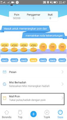 Cara Menukarkan Poin di Aplikasi iMeme Android