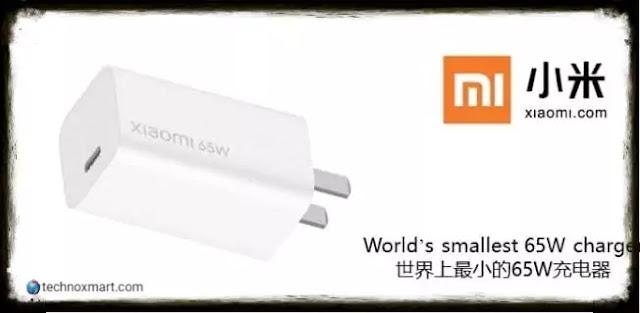 xiaomi mi 65w fast charging,gan innovation,xiaomi mi 65w,65w fast charger,xiaomi fast charger,