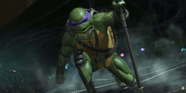 Las Tortugas Ninja se abren paso en el Multiverso de Injustice 2