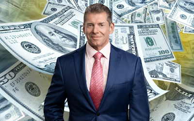 Look out Vince! The money avalanche is heading right for you!