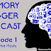 Memory Jogger Podcast Episode 1 - Meet The Hosts