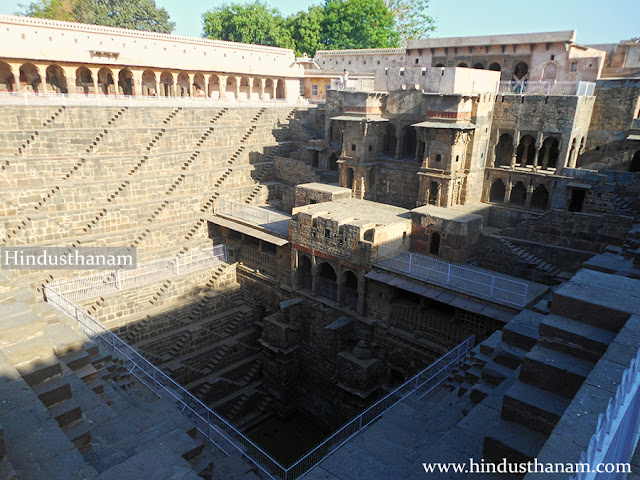 Chand Baori Abhaneri Dausa