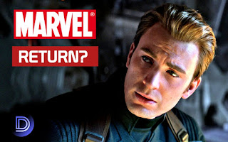 Chris Evans Returning in Talk as Captain America for MCU
