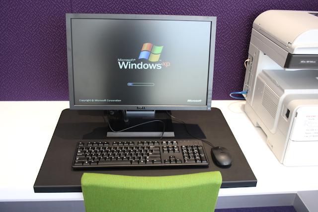 Windows XP Keyboard