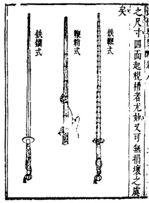 Two-handed Iron Whip