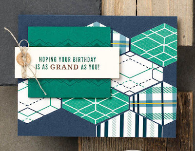 6 Truly Tailored True Gentleman Masculine Projects ~ Stampin' Up! 2018 Occasions Catalog