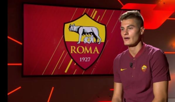 Schick ufficiale alla Roma. 42 miloni e contratto fino al 2022