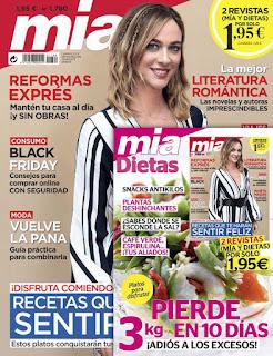 #revistas #Mia #revistasdiciembre #regalosrevistas