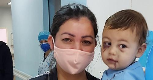 """""""Foi um milagre, Deus o protegeu"""", diz mãe do único sobrevivente da creche em Saudades"""