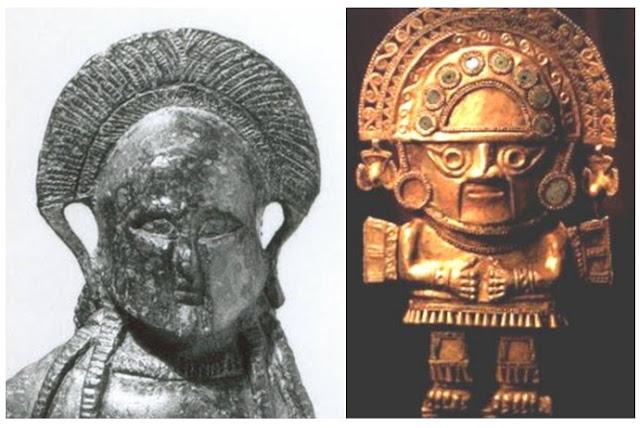Οι Έλληνες είχαν ανακαλύψει το Περού πριν από το 1600 π.Χ.
