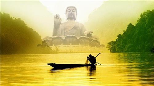 """Từ câu chuyện """"Cái bè qua sông"""", lắng nghe lời Phật dạy về buông bỏ vật chất"""