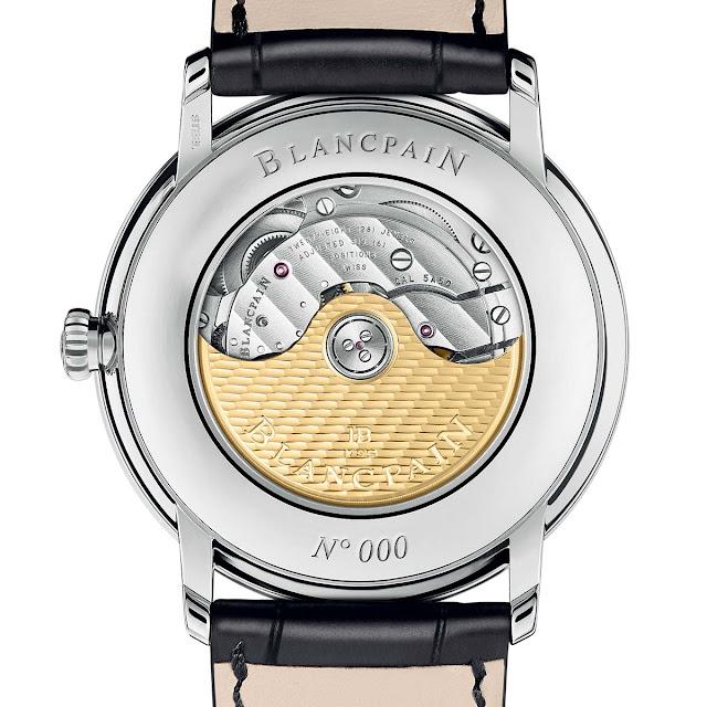 Blancpain Villeret GMT Date