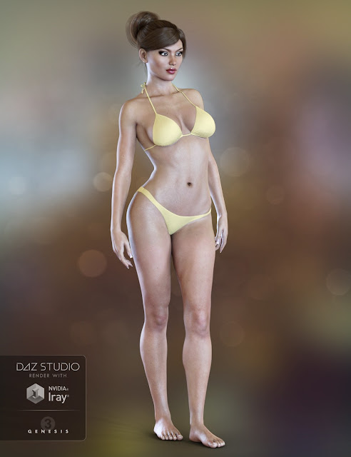 Nala for Genesis 3 Female