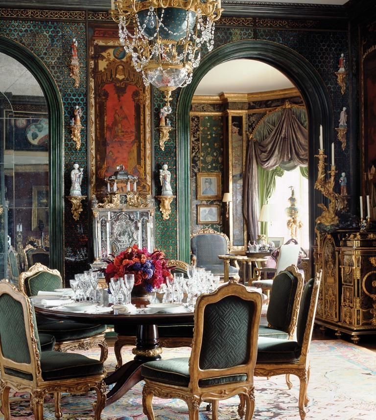 The Peak Of Chic®: Ann Getty Interior Style