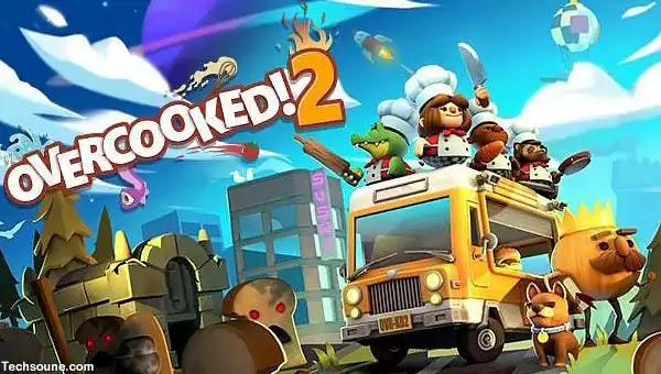لعبة Overcooked! 2