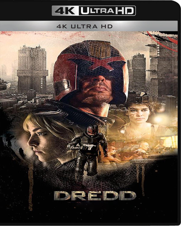 Dredd [2012] [UHD] [2160p] [Latino]