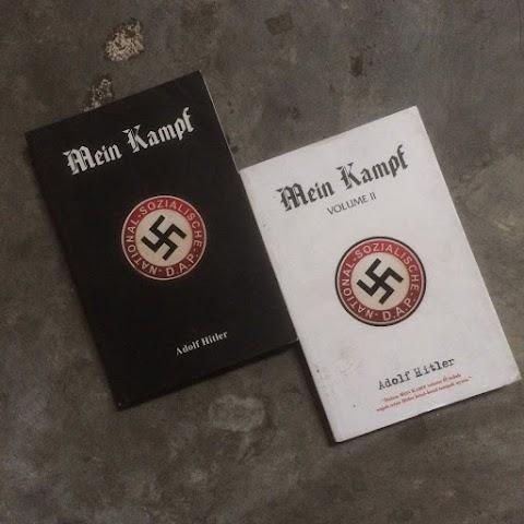 "Sejarah ""Mein Kampf"""