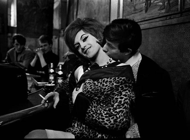 Paris Ladies Of The Night Circa The 50s And 60s