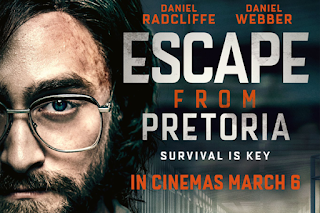 Escape from Pretoria UK poster