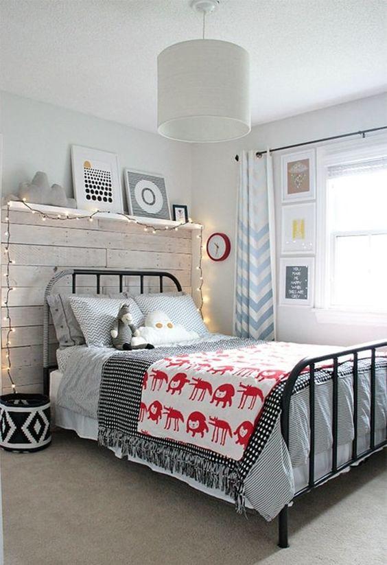 25 dormitorios juveniles para chicas m s chicos for Dormitorios juveniles chicos