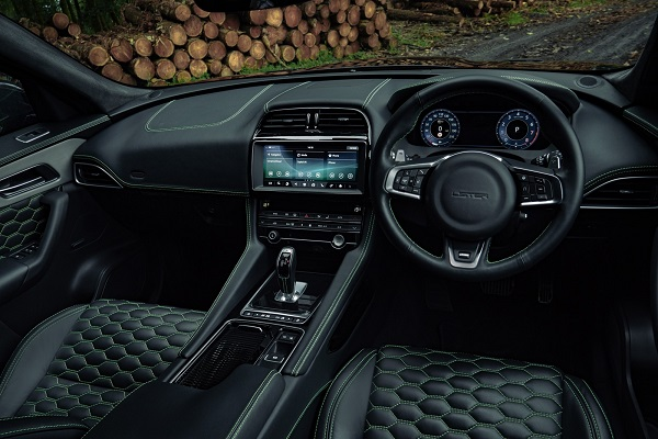 Interior Lister Stealth