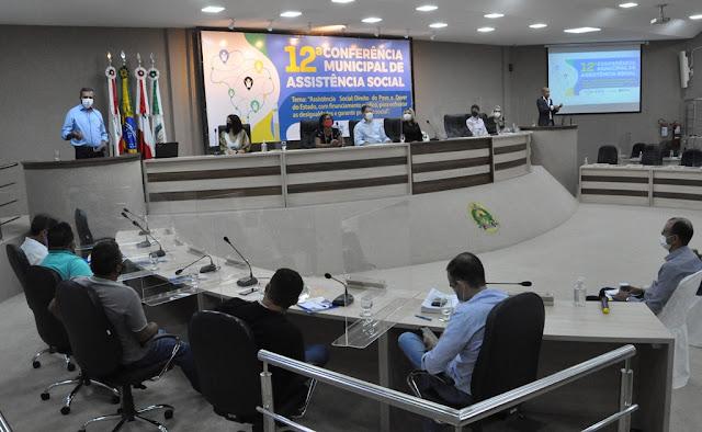 12ª Conferência Municipal de Assistência Social é aberta em Barreiras