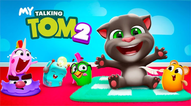 My TalkingTom 2 pour Android