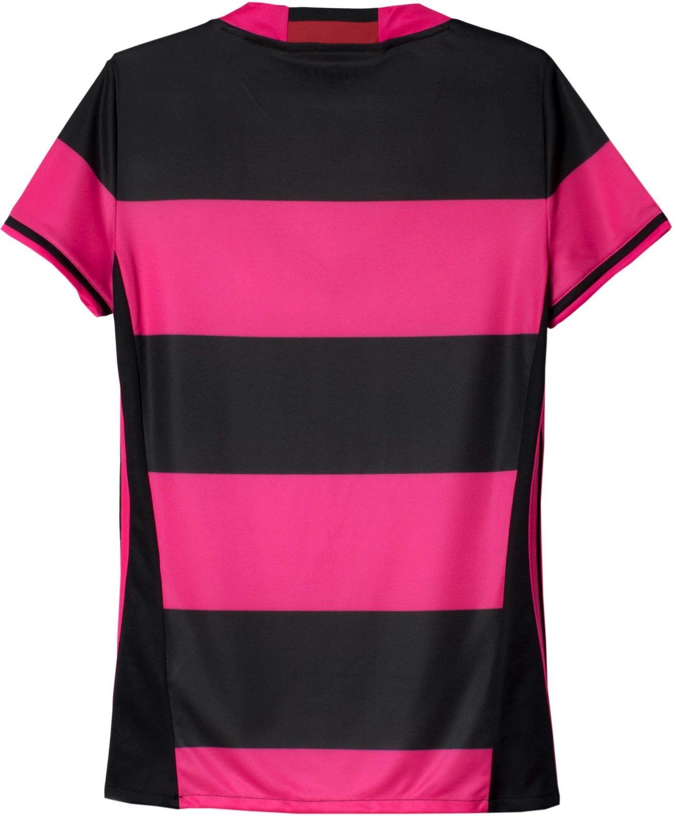 Special Pink Adidas Flamengo 2017 Women's Kit Released - Footy ...