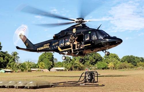 Polícia Federal investiga garimpos clandestinos em terras indígenas