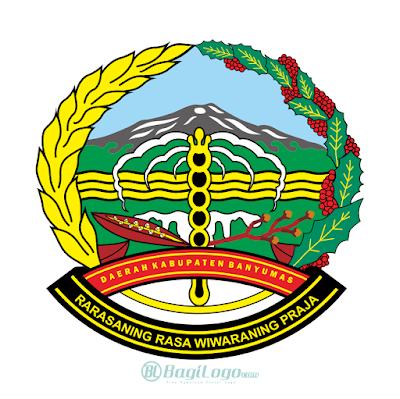 Kabupaten Banyumas Logo Vector