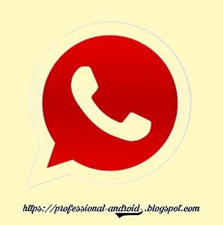 تحميل واتس اب بلس الاحمر Whatsapp Plus ضد الحظر آخر إصدار .