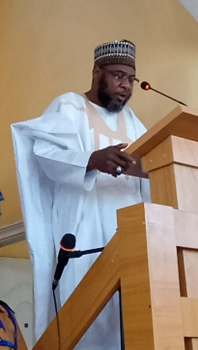 Hudubar Jumma'a Akan Ni'imomin Aljannah|Sheikh Muhammad Mustapha Albarnawi