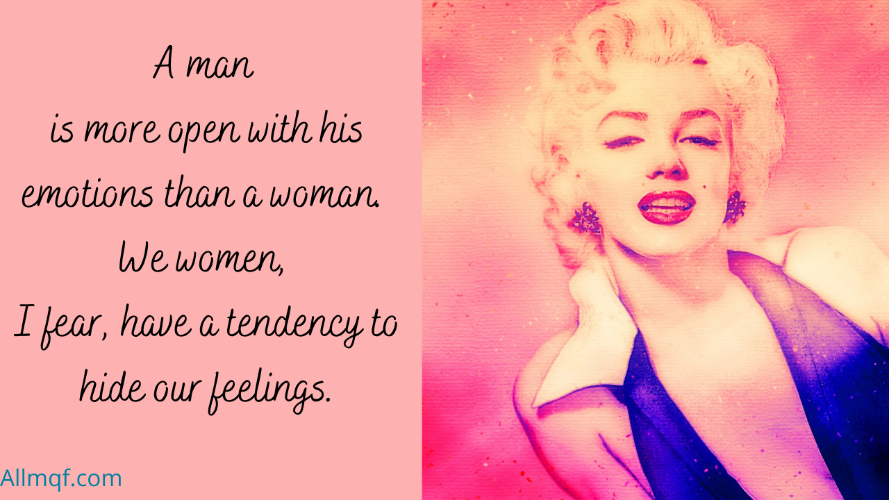Marilyn Monroe Picture Quotes