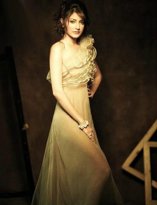 Anushka Sharma L'Officiel Magazine Scan