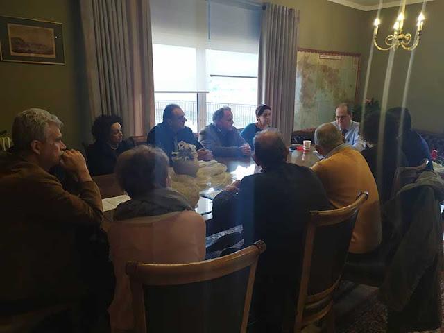 Σύσκεψη υπό τον περιφερειάρχη στην Π.Ε. Αργολίδας