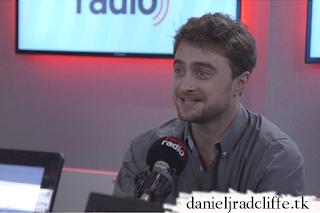 Daniel Radcliffe on Heat Radio