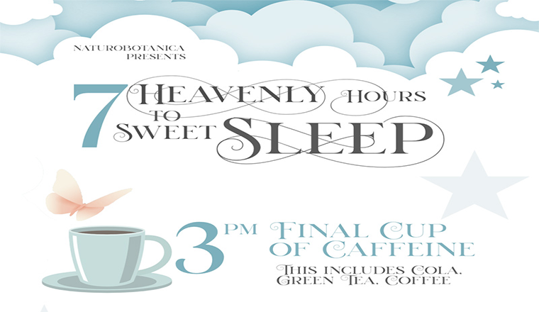 Seven hours to Sweet Sleep #infographic