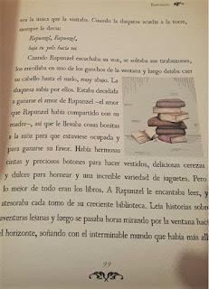 Libro hermanos Grimm