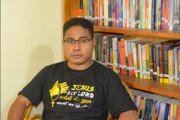 Vredigando Engelberto Namsa, OFM