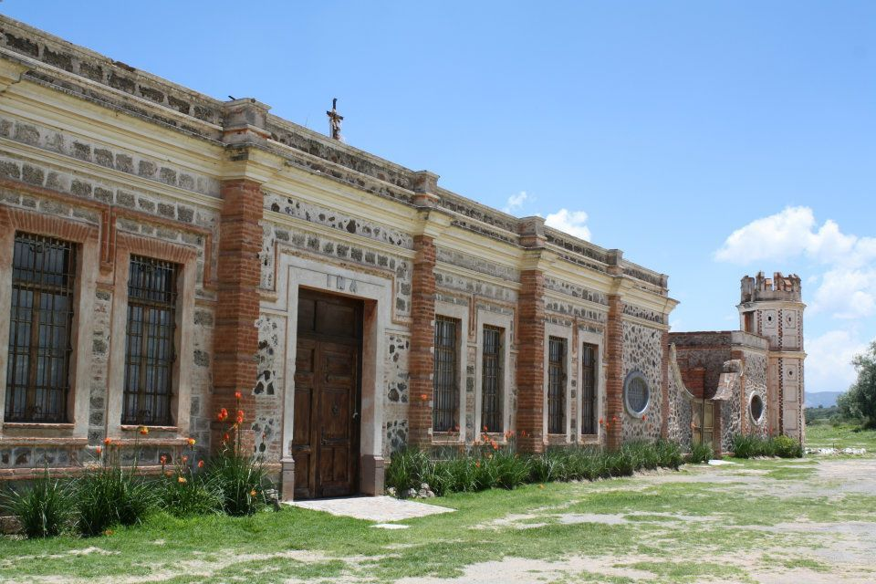 Hablemos de telenovelas: LUGARES DE TELENOVELA: Hacienda de San Juan  Pueblilla