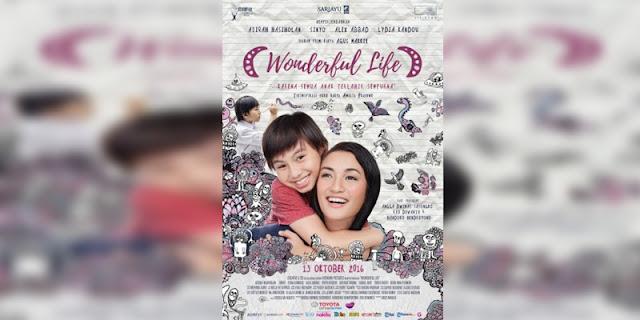 Sinopsis, detail, dan nonton trailer Film Wonderful Life (2016)