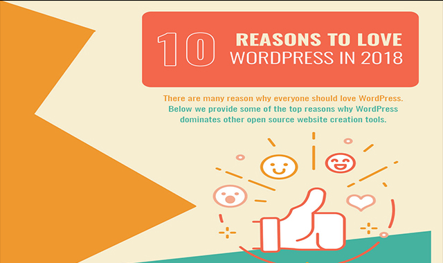 10 Reasons to Love WordPress in 2018
