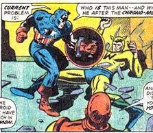 Giant Size Avengers 1-Whizzer-Captain America